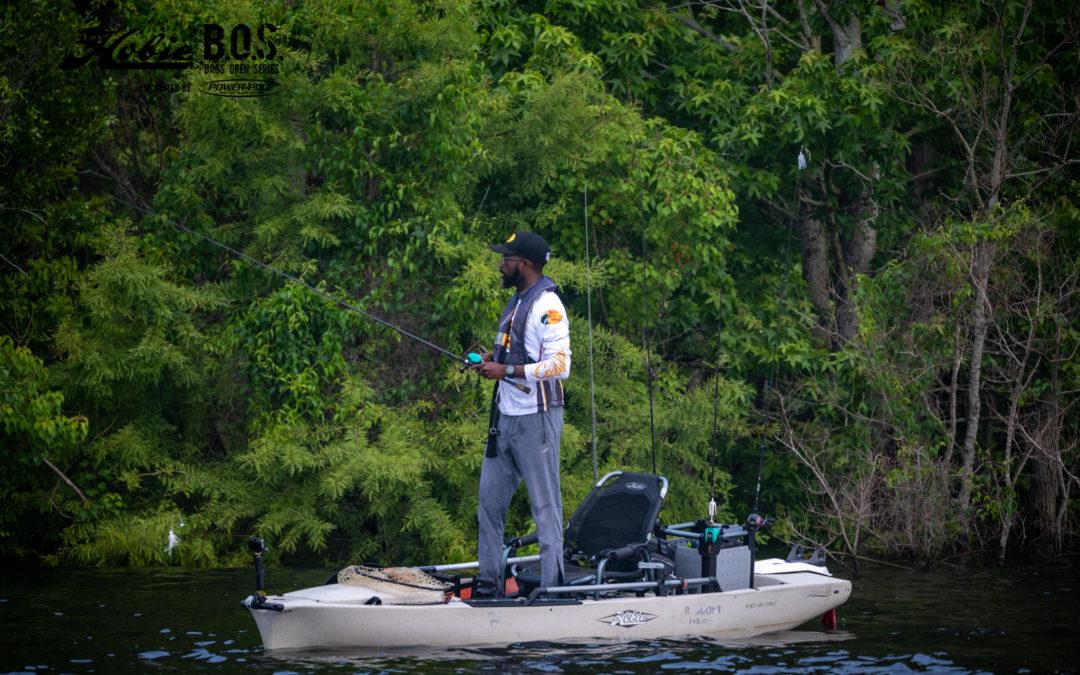 Sam Rayburn, Hobie Bass Open Series